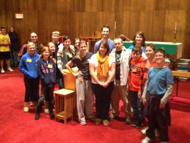 Blacksburg Baptist Church Youth Group