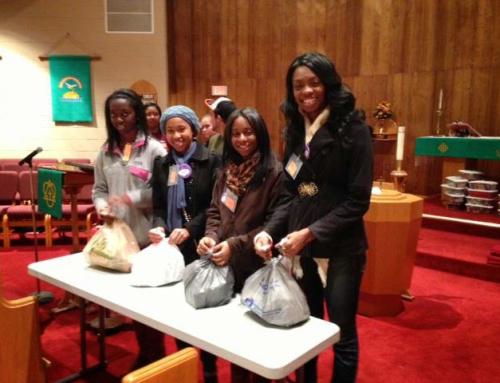 Student African American Sisterhood